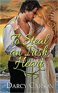 To Steal an Irish Heart Book Cover